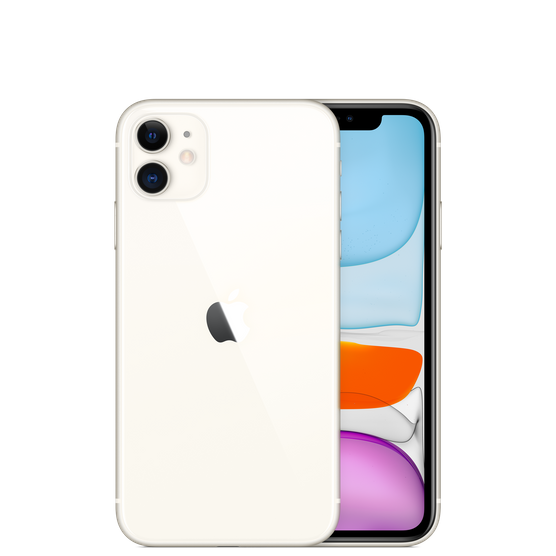 Apple iPhone 11 (128G)-白色