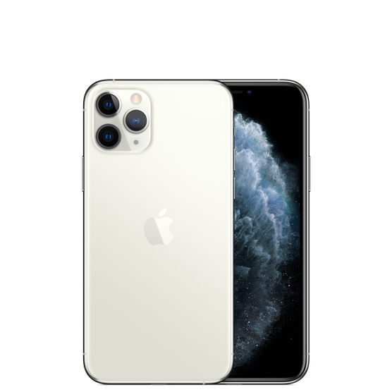 Apple iPhone 11 Pro (64G)-銀色