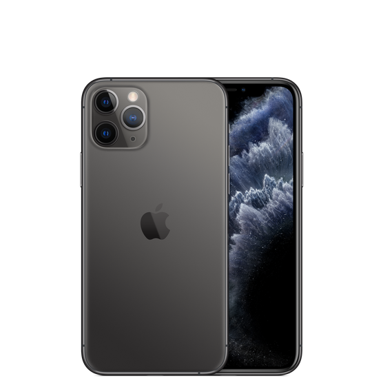 Apple iPhone 11 Pro (64G)-太空灰