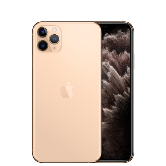 Apple iPhone 11 Pro Max (64G)-金色
