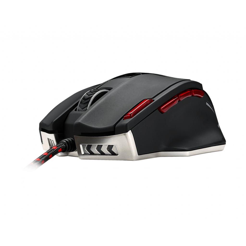 微星 MSI Interceptor DS200 GAMING Mouse