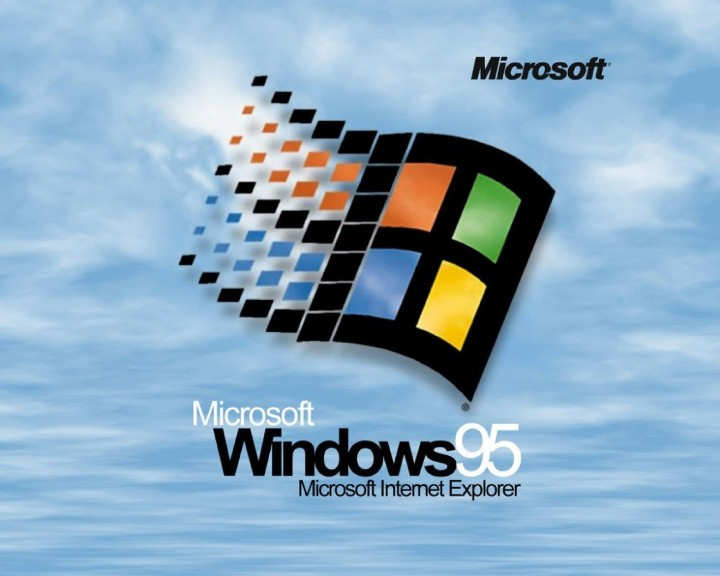 今Windows作業系統基礎  Windows 95邁入25週年
