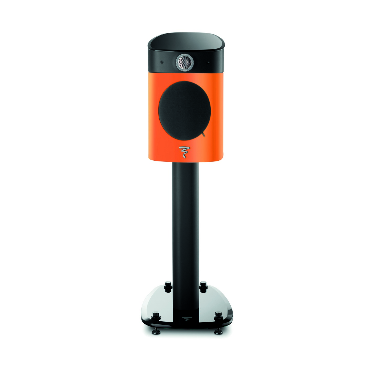 FOCAL:Sopra N°1 Electric Orange 書架喇叭 (橘色)