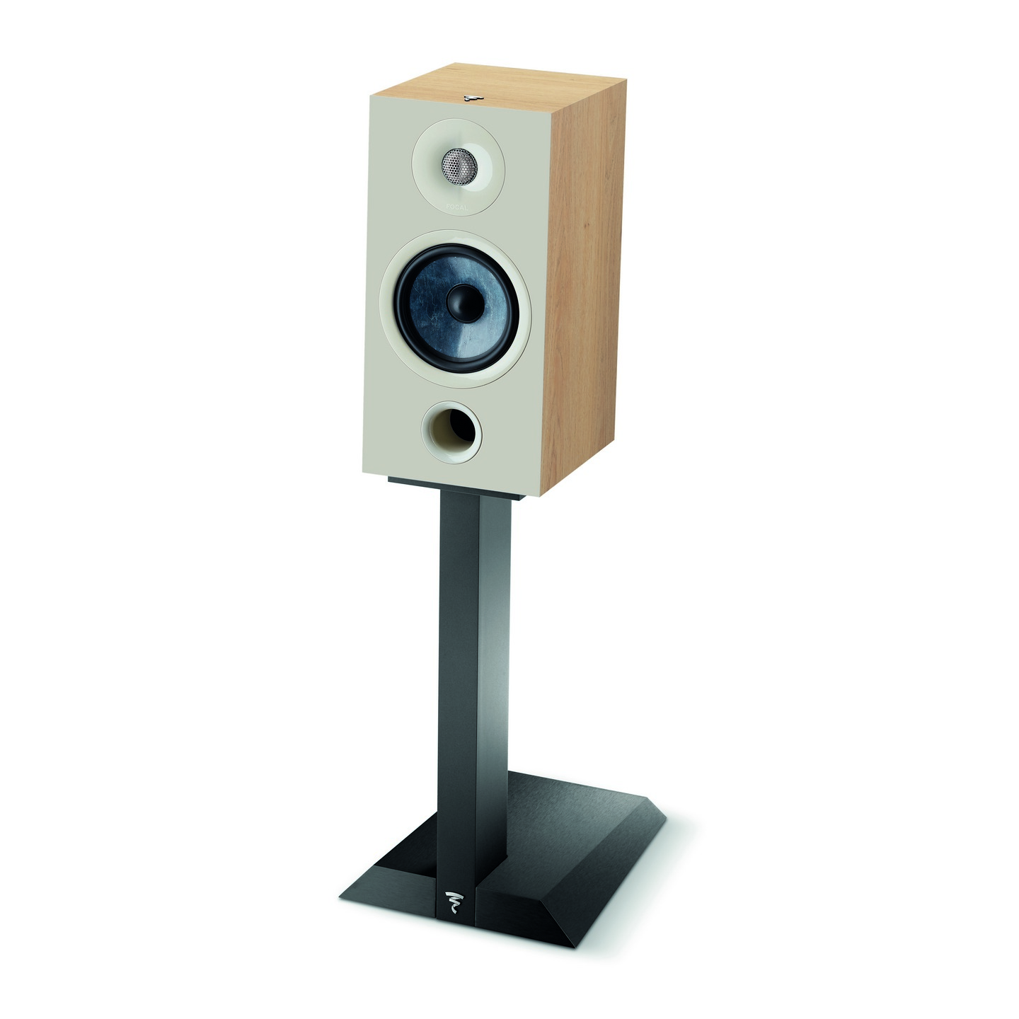 FOCAL:Chora 806 Light Wood 書架喇叭 (淺木紋)